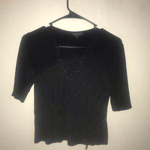TopShop Quarter sleeve shirt